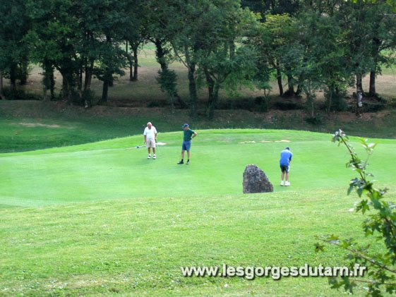 golf la canourgue